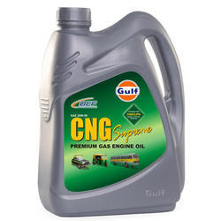 Gulf CNG Supreme 20W 50 Premium Gas Engine Oil