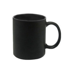 Magic Mug Black Matt 11oz