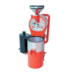 New Automatic Coffee Roaster 1 KG, Capacity: 1 Kg Per Batch, 0 75 Hp