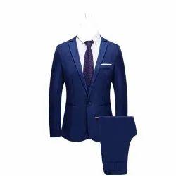 Plain Cotton Mens Formal Suits