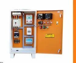 40 HP DOL MCCB  Starter Motor Control Panel