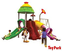 Tree House Swing Set Play Yard (MPS 402)