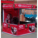 Text And Photo Pritning Vinyl And Pvc Advertising Canopy Printing Service