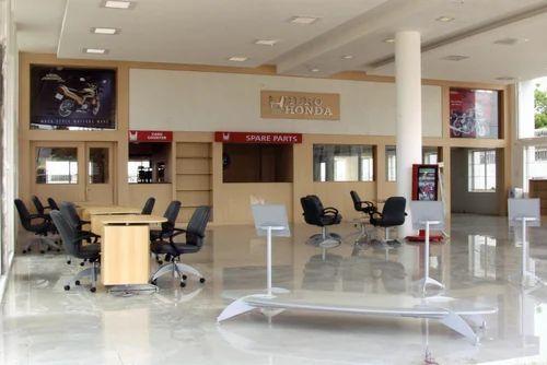 Interior Decorators Interior Work For Showroom Service