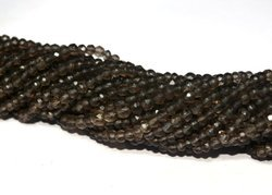 Smoky Gemstone Beads Strands