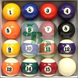 Chinese Pool Table Ball Set Per Ball At Rs Piece - Chinese pool table