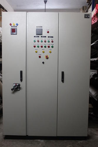 Single Phase Stainless Steel HEATER CONTROL PANEL, For Motor Control