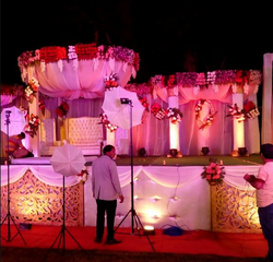 Tent Services For Marriage & Wedding Tent Rental in Delhi