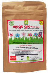 Organic Soil Mix for Home Plants