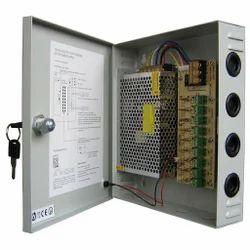 Iron Square Power Supply Box, PLC Automation