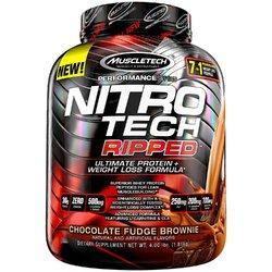 MuscleTech NitroTech Ripped, Packaging Type: Bottle, for Muscle Building