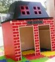 Activity Toy Fire Station Model SQ-046