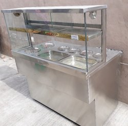 Golgappa Counter
