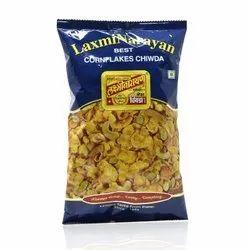 Laxminarayan Best Corn Flakes Chivda, Packaging Size: 100 Grams
