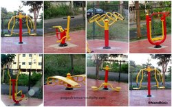 Outdoor Garden Gym