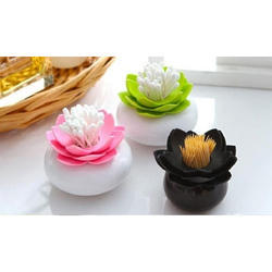 Lotus Shaped Storage Box Holder (Pack of 10)