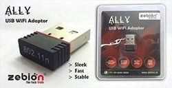 ZEBION USB WIFI RECEIVER