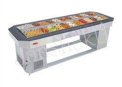 Refrigerated Salad Bar