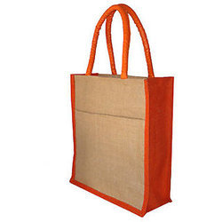 Open Plain Trendy Jute Bag, Capacity: 5 To 10 Kg