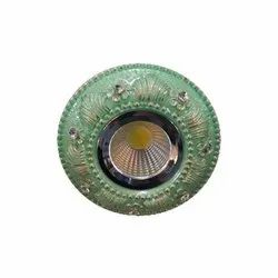 Pyramid 5 Watt Designer Round LED COB Light for Indoor