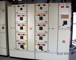 Steel Rectangular Panel Boxes, Dimension: On Order