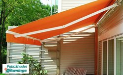 Motorized Retractable Outdoor Awning