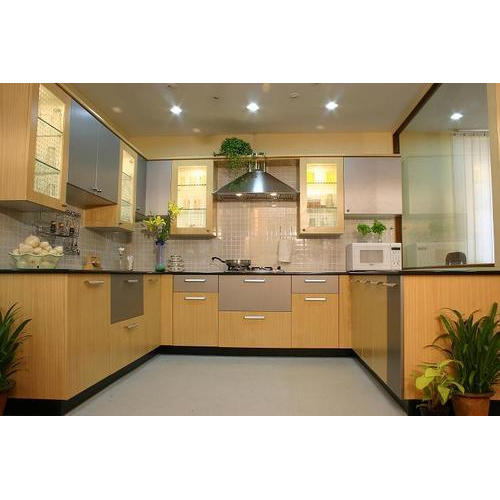 Enjoyable Standard Modular Kitchen Interior Design Ideas Lukepblogthenellocom