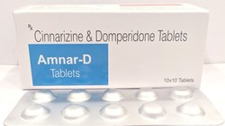 Cinnarizine 20mg, Domperidone 10mg