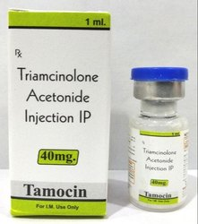 Triamcinolone Acetonide 40 Mg Inj
