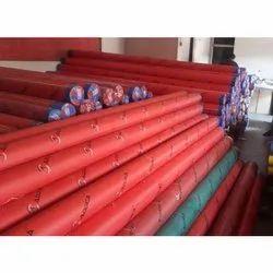 Red, Green Addica Flex Banner Roll