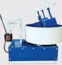 Pan Mixer Machine For Face Mixing
