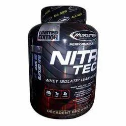 Muscletech Nitro Tech Powder, Packaging Size: 2800 gm