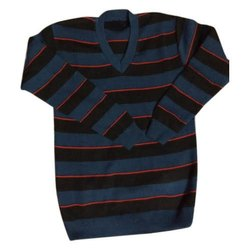 Men's Trendy Pullover Sweater
