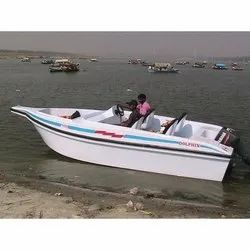 Six Seater Boat