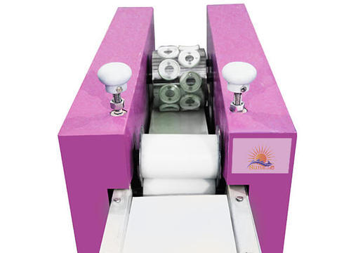 8 Inch Pani Puri Maker Machine