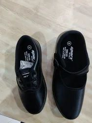 Boys And Girls Polymer School Shoes