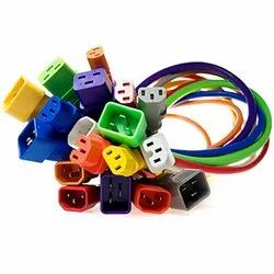 Colorful PVC Power Supply Cords