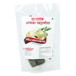 Phondaghat Amla Khatta-meetha Candy, Packaging Type: Plastic Bag