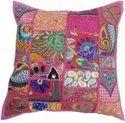 Couch Pillow Cover Case Cushion Khambadiya Cushion Cover