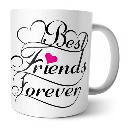 White Friendship Day Best Friends Forever Mug Rs 308 Piece Id