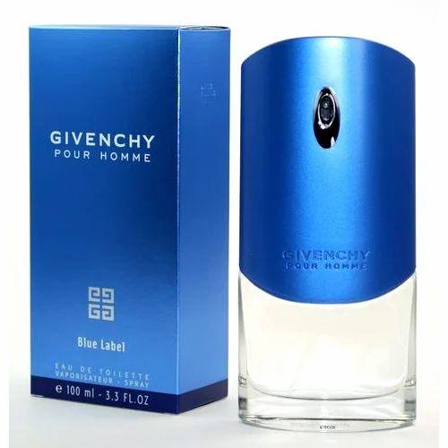 Givenchy Blue Label Men Perfume at Rs 3750  bottle  af3928331