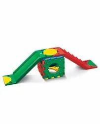 Premium Quality Plastic Safe Kids Play Tunnel