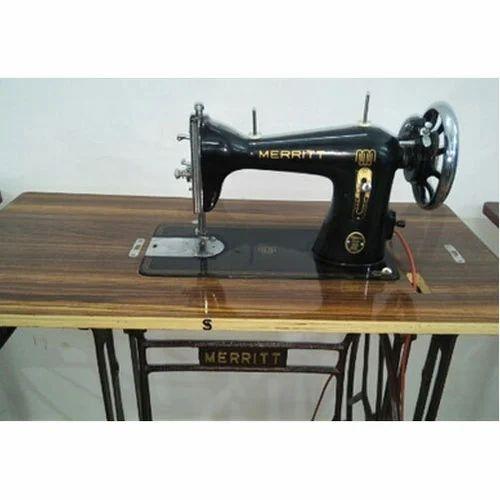 Manual Merritt Popular Sewing Machine Rs 5600 Piece Vs