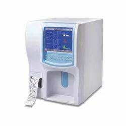 3-part , Single Chamber Hematology Analyzer / Cell Counter
