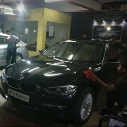 BMW Car Paint Refinement Service