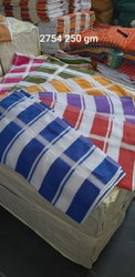 Multicolor Striped Terry Towels