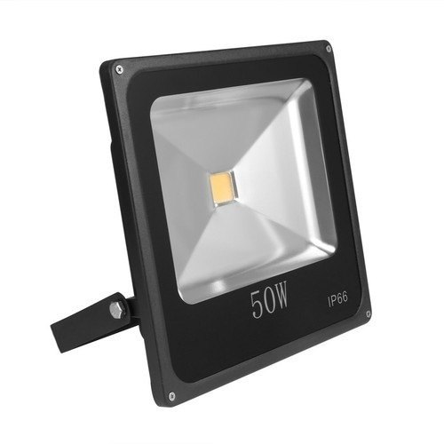30 - 400 W Plastic, Aluminum LED Flood Light for Garden, IP Rating: IP66