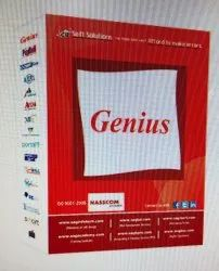 Genius Software (Income Tax + TDS + AIR/SFT)