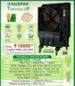 Black Teentcooler Nuspak Tent Cooler Tk12gb, Model Name/number: Tk12, Size: Large