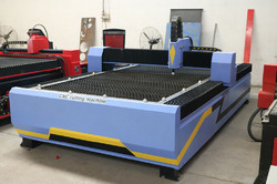 Mild Steel CNC Plasma Cutting Machine
